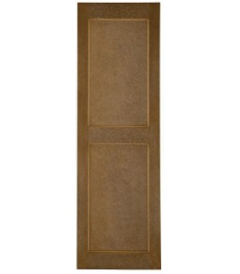 Flat Panel Composite Shutters