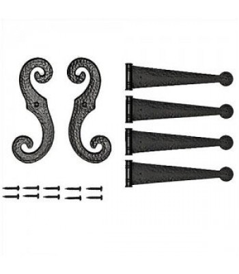 Decorative Hinges for Shutters