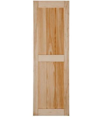 Framed Board & Batten Wood Shutters